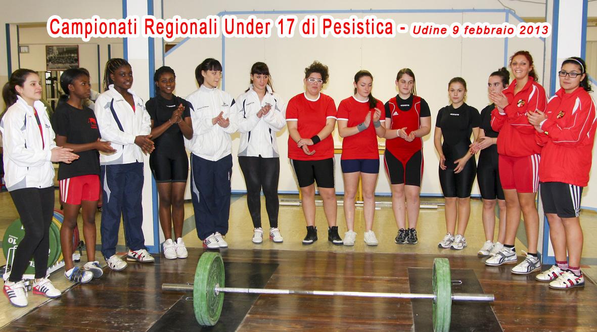 Campionati Regionali Under 17